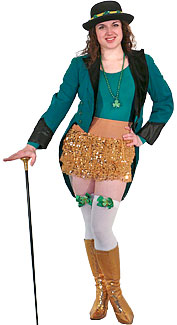 Lady Leprechaun Jacket