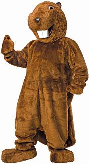 Deluxe Beaver Costume