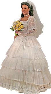 Victorian/Crinoline Woman #12 Costume