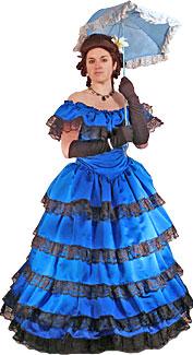 Victorian/Crinoline Woman #15 Costume