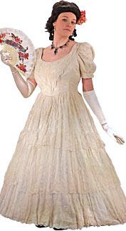 Victorian/Crinoline Woman #11 Costume