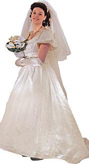 Victorian/Crinoline Woman #13 Costume