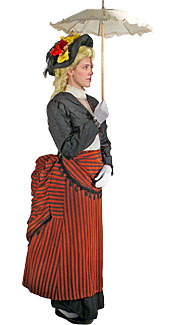 Victorian/Bustle Woman #14 Costume