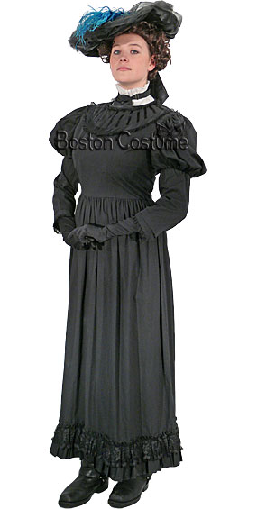 Victorian/1890's Woman #1 Costume