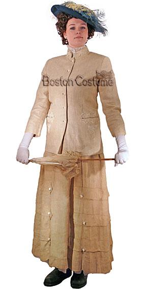 Victorian/Edwardian Woman #3 Costume