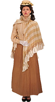 Victorian/Bustle Woman #5 Costume