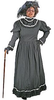 Victorian/1890's Woman #3 Costume