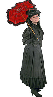 Victorian/Bustle Woman #16 Costume