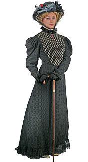 Victorian/1890's Woman #4 Costume