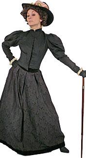 Victorian/1890's Woman #6 Costume