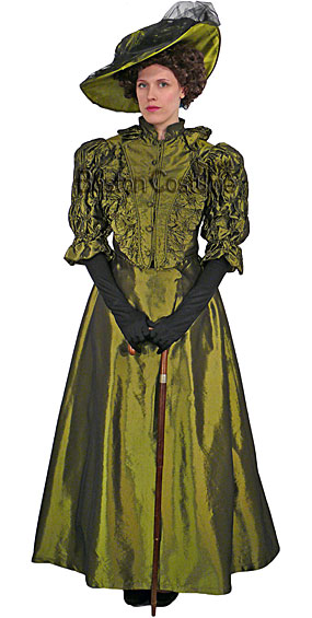 Victorian/1890's Woman #7 Costume