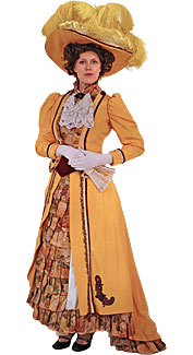 Victorian/Edwardian Woman #1 Costume