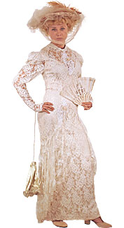 Victorian/Edwardian Woman #5 Costume