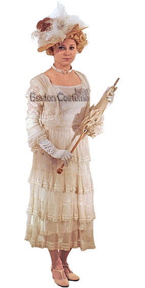 Victorian/Edwardian Woman #6 Costume