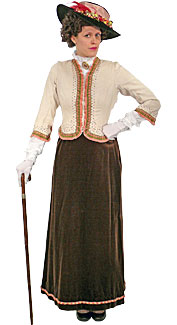 Victorian/Edwardian Woman #7 Costume