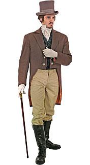 Victorian/Empire Man #2 Costume