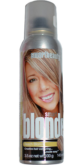 smart beauty spray in beach blonde