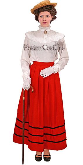 Victorian/Edwardian Woman #9 Costume