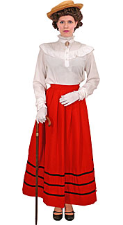 Victorian/Edwardian Woman #9 Costume