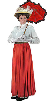 Victorian/Edwardian Woman #10 Costume