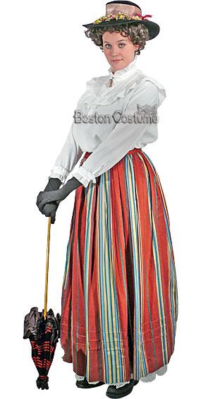 Victorian/Edwardian Woman #11 Costume