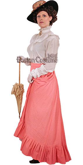 Victorian/Edwardian Woman #12 Costume