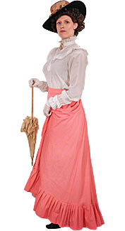 Victorian/Edwardian Woman #12 Costume