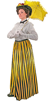 Victorian/Edwardian Woman #13 Costume