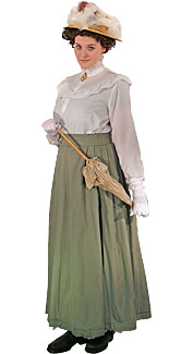Victorian/Edwardian Woman #15 Costume