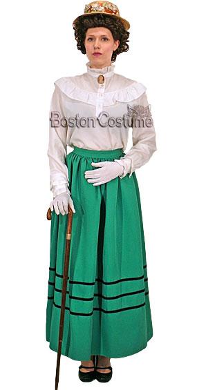 Victorian/Edwardian Woman #16 Costume