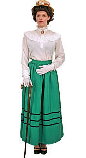 Victorian/Edwardian Woman #16 Costume