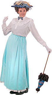 Victorian/Edwardian Woman #17 Costume