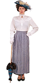 Victorian/Edwardian Woman #18 Costume