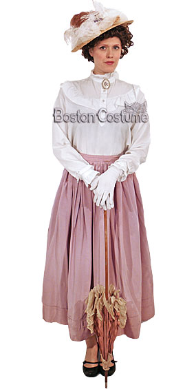 Victorian/Edwardian Woman #19 Costume