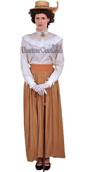 Victorian/Edwardian Woman #20 Costume