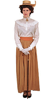 Victorian/Edwardian Woman #20 Costume