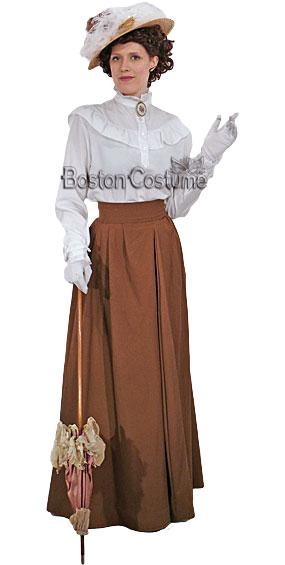 Victorian/Edwardian Woman #22 Costume