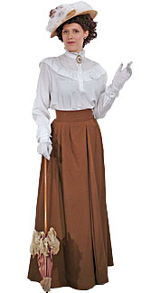 Victorian/Edwardian Woman #22 Costume