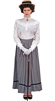 Victorian/Edwardian Woman #23 Costume