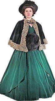 Victorian Caroler #1 Costume