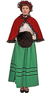 Victorian Caroler #4 Costume