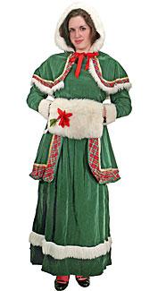 Victorian Caroler #5 Costume