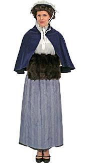 Victorian Caroler #6 Costume