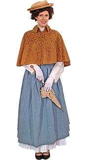Victorian/Edwardian Woman #24 Costume
