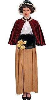 Victorian Caroler #7 Costume