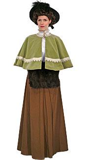 Victorian Caroler #8 Costume