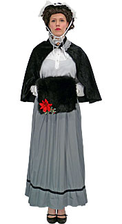 Victorian Caroler #9 Costume