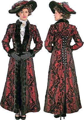 Victorian Jacket #1