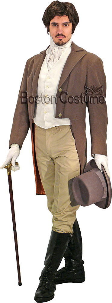 Victorian Empire Man Costume At Boston Costume