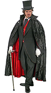 Victorian Man #1 Costume
